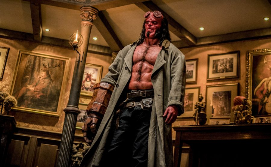 [Review] Neil Marshall's HELLBOY is Big, Loud, and Thoroughly Convinced There's a Whole Franchise Ahead of It