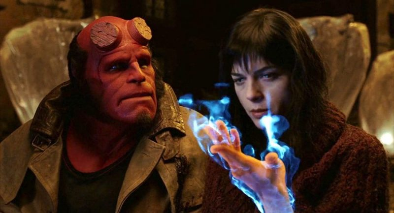 hellboy movie 2004 selma blair ron perlman