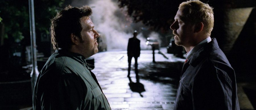 Simon Pegg and Nick Frost To Produce Series Adaptation of RIVERS OF LONDON