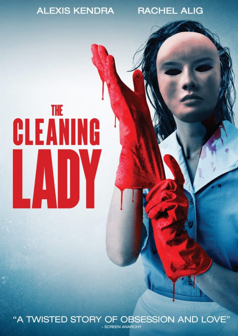 the cleaning lady 2019 horror