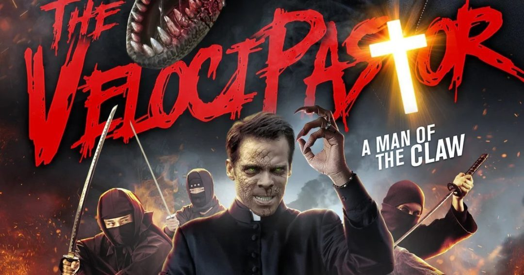 [Windy City Horrorama Review] Dinosaurs Inherit The Earth in B-Movie Gold, THE VELOCIPASTOR