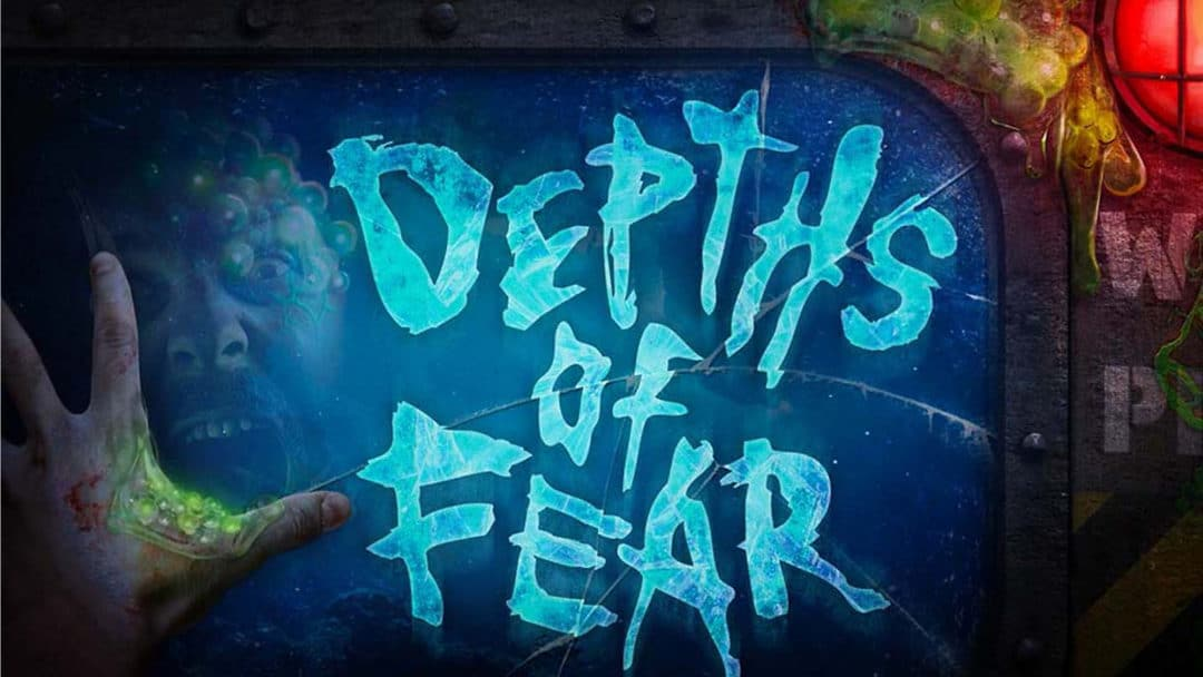 Halloween Horror Nights Orlando Adds New DEPTHS OF FEAR Haunted House