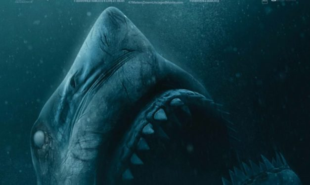 [Trailer] We're Going To Need A Bigger Screen for the Mammoth Shark in 47 METERS DOWN: UNCAGED
