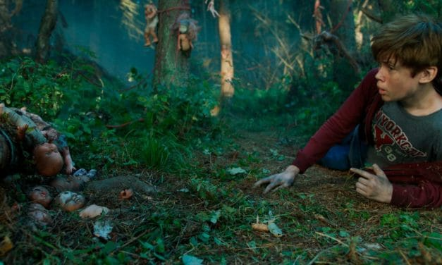 [Trailer] Dark Russian Folklore Comes to Life in BABA YAGA: TERROR OF THE DARK FOREST