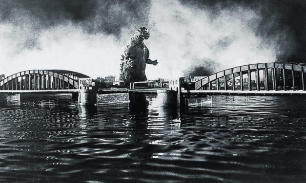 Criterion Pays Homage to the King of the Monsters with GODZILLA Film Collection