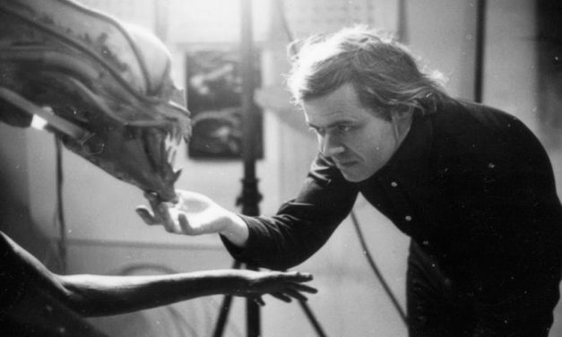 A Match Made in Space: 40 Years of H.R. Giger And ALIEN