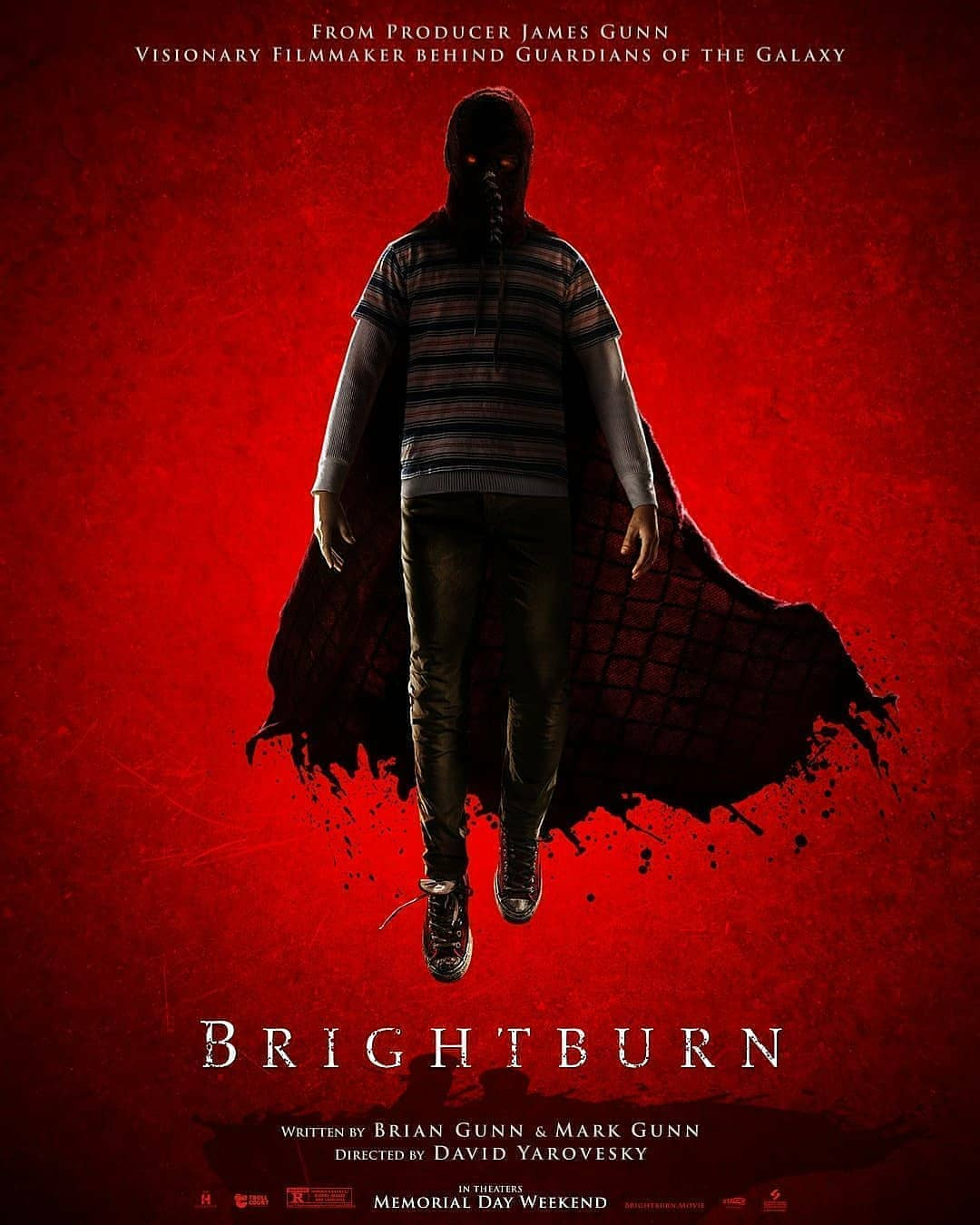 brightburn movie poster 2019