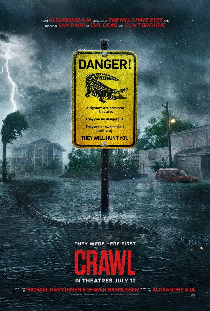 crawl alligator movie
