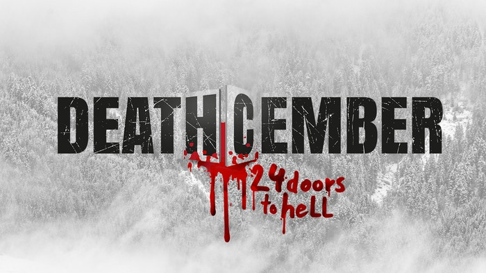 [Trailer] Xmas Horror Anthology DEATHCEMBER Teases What's Behind the Advent Calendar Doors