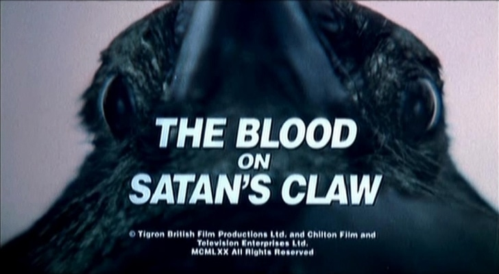 folk horror the blood on satan's claw 1971 title