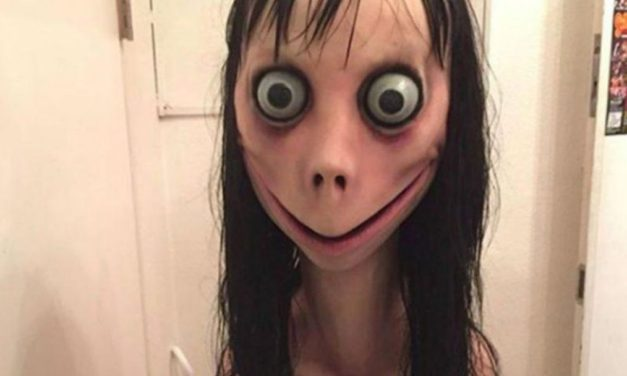 Momo Challenges Hollywood With New Movie From The Producers of IT and THE GRUDGE