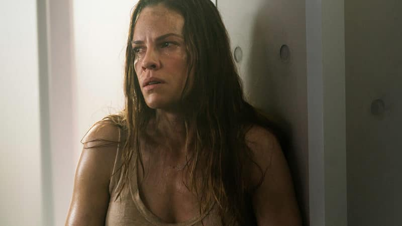 [Trailer] Hilary Swank Fights The Future in I AM MOTHER
