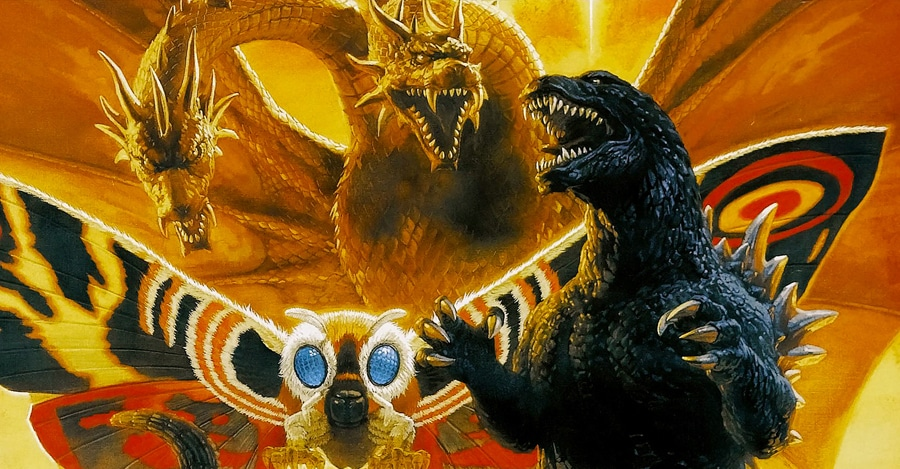 Before They Were Titans: Your Ultimate Guide to GODZILLA Foes King Ghidorah, Mothra and Rodan