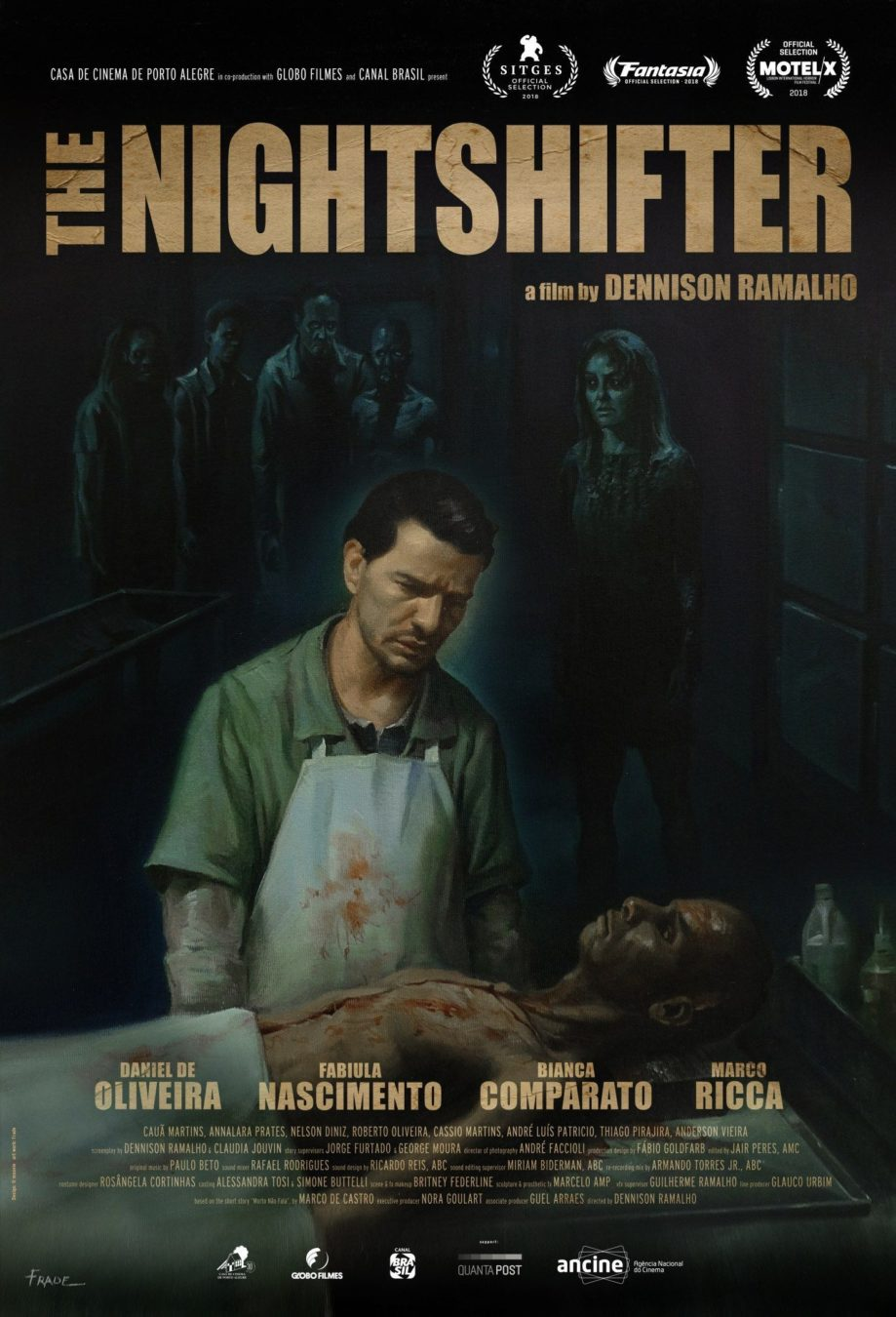 nightshifter poster