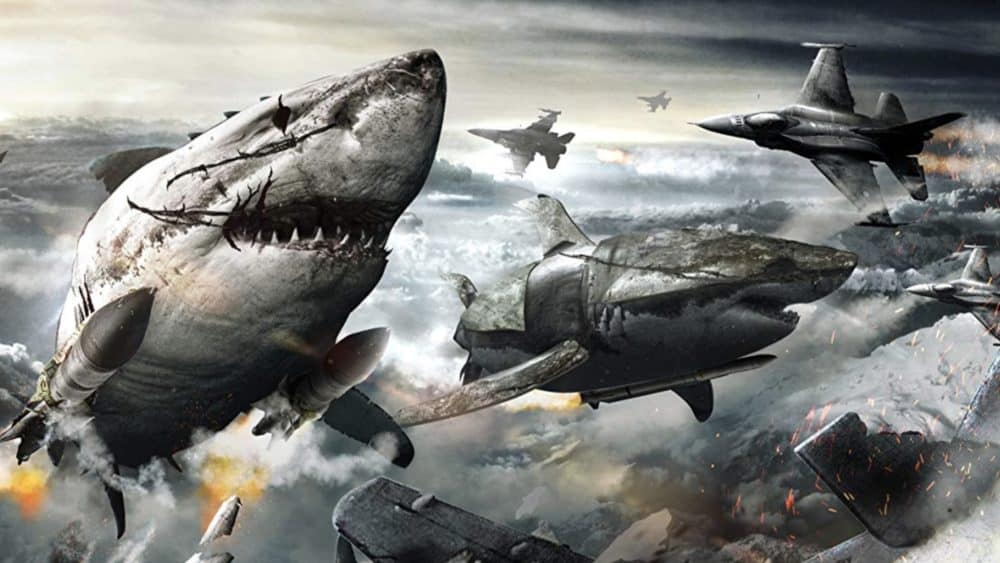 [Trailer] It's a Bird! It's a Plane! No, It's SKY SHARKS!
