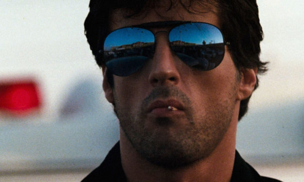 Yo! Sylvester Stallone Teases COBRA TV Series at Cannes