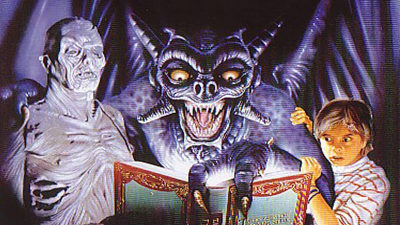 tales from the darkside 1990 poster