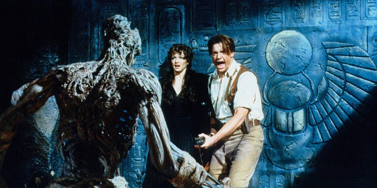"""No Harm Ever Came From Reading A Book.."" THE MUMMY Turns 20!"