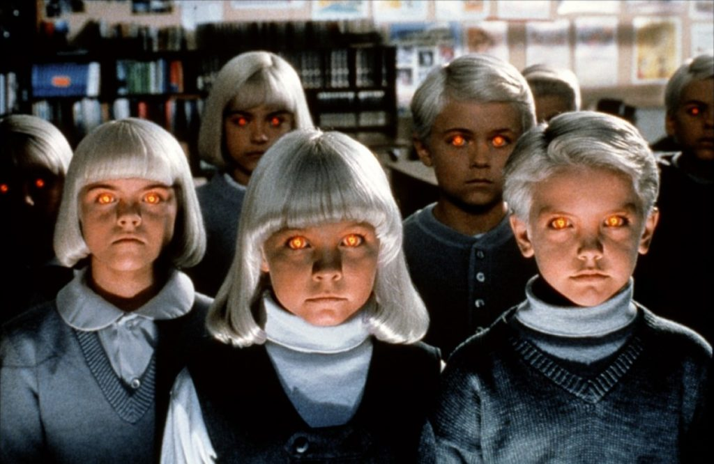 The Unintentional Relevance of John Carpenter's VILLAGE OF THE DAMNED 25 Years Later