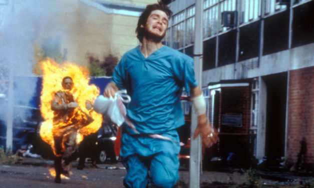 Danny Boyle and Alex Garland Have Ideas for a Possible 28 DAYS LATER Sequel