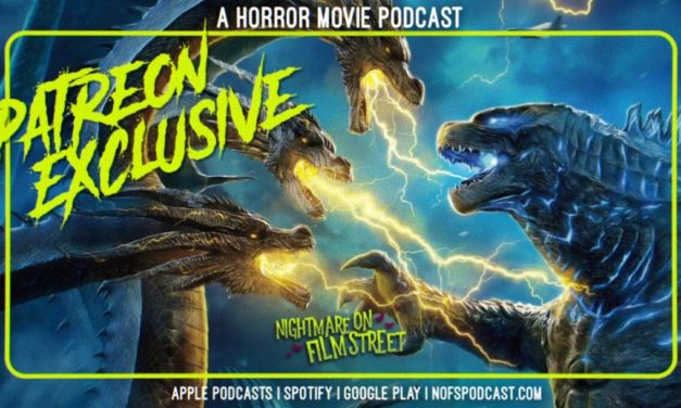 [Podcast] GODZILLA: KING OF THE MONSTERS Drive Home From the Drive-In (FREE! Patreon Exclusive Episode)