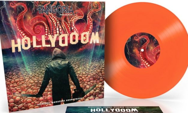 FANGORIA PRESENTS: HOLLYDOOM Gets The Vinyl Treatment From Lakeshore Records