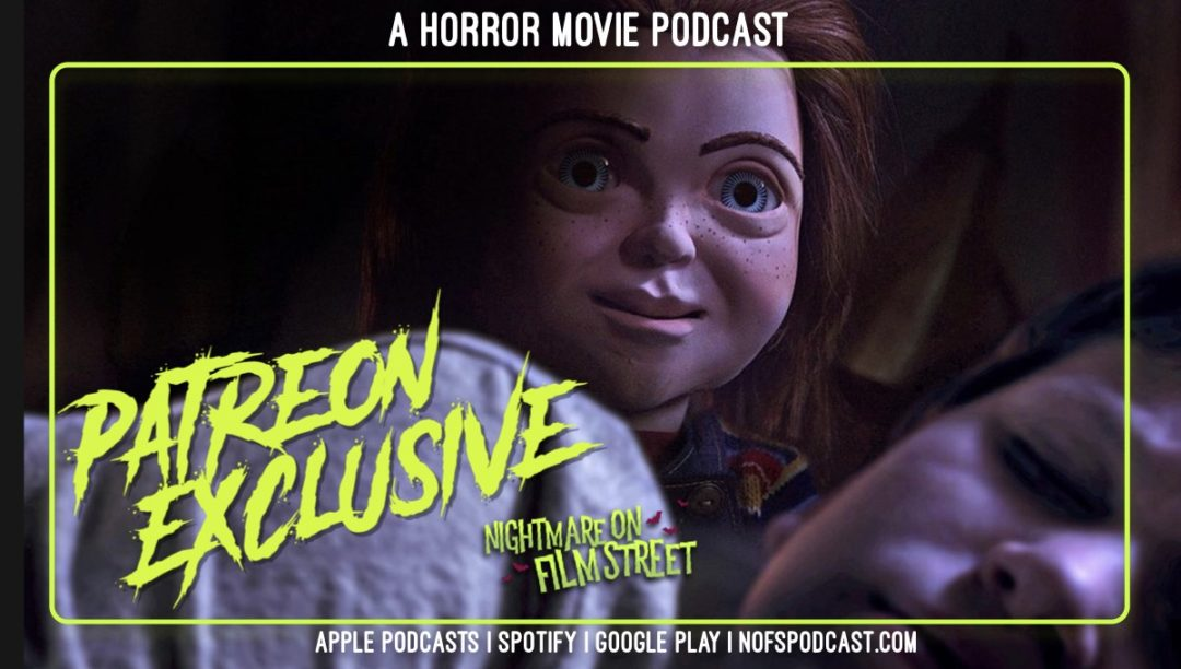 child's play 2019 horror podcast review