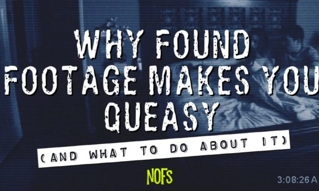 So You Want to Watch Found Footage (But Shaky Cams Make You Queasy)