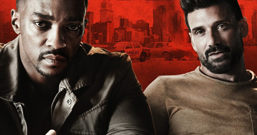 [Trailer] Anthony Mackie and Frank Grillo Join Forces in Joe Lynch's Action Thriller POINT BLANK