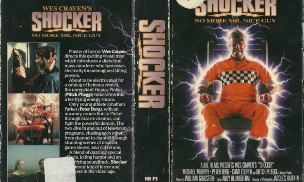 [Teen Terrors] Wes Craven's SHOCKER is a Late-'80s Jolt of Technological Terror