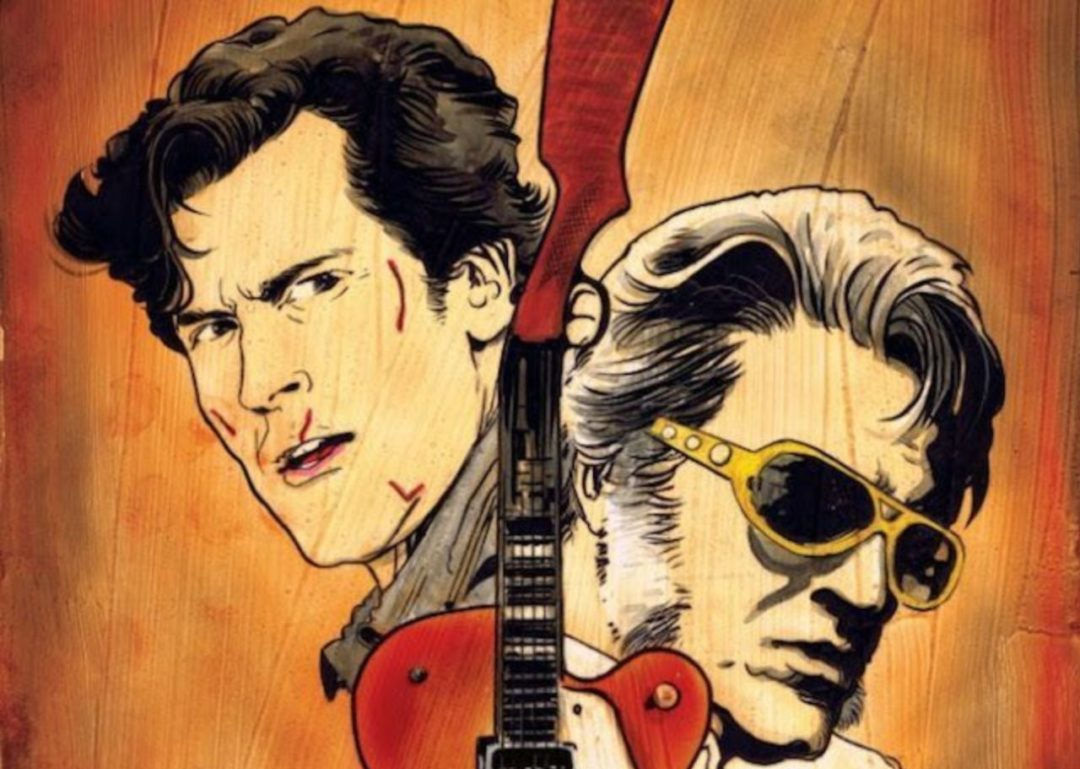 [Exclusive Interview] Writer Scott Duvall Talks Comic Horror Mash-Up ARMY OF DARKNESS/BUBBA HO-TEP