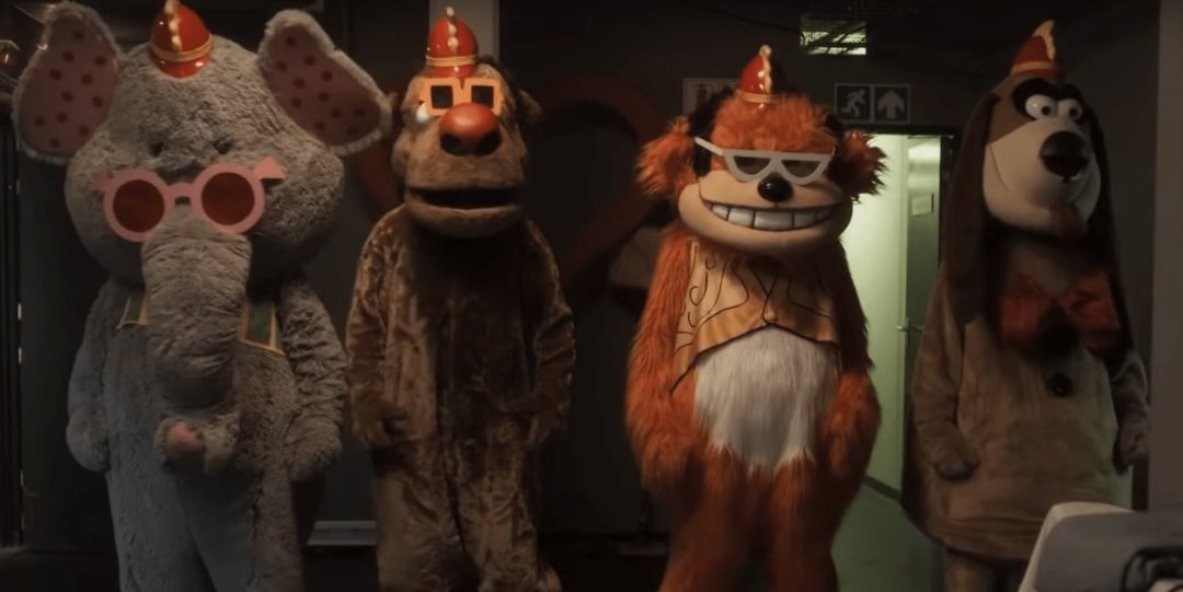 [Trailer] Creepy Costumed Killers Movie THE BANANA SPLITS Gets Gory with R Rating