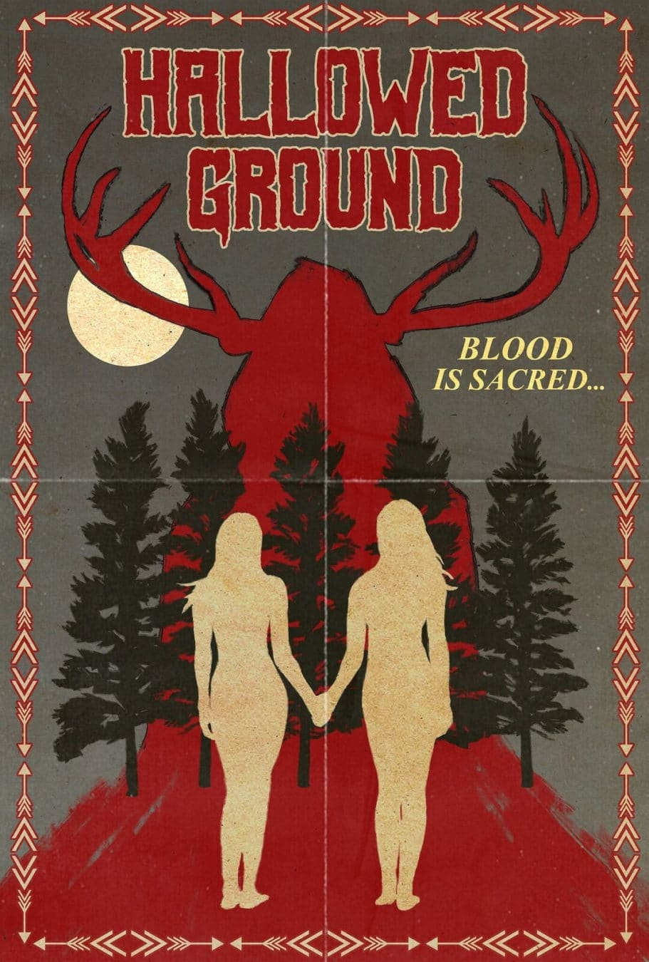 hallowed ground poster 2019