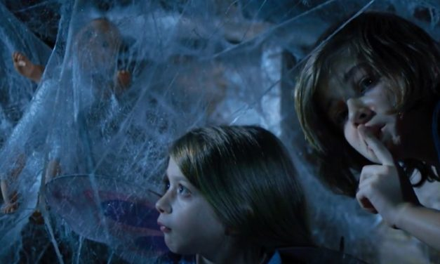 [REVIEW] Spider Horror ITSY BITSY Gets Caught in A Web of Family Drama with An Itsy Bitsy Amount of Horror