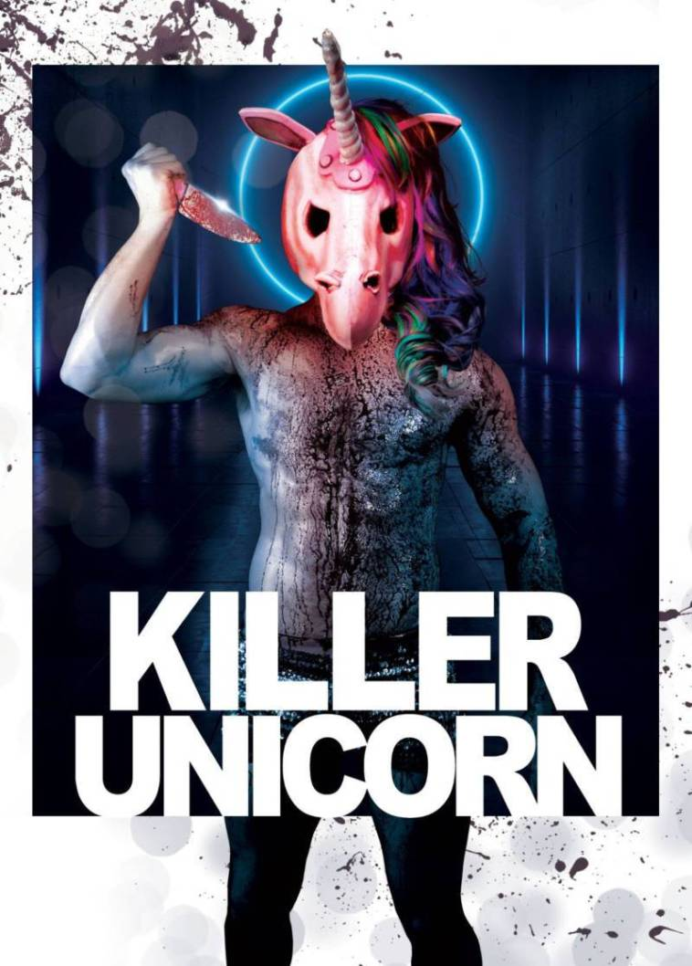 killer unicorn poster 2019