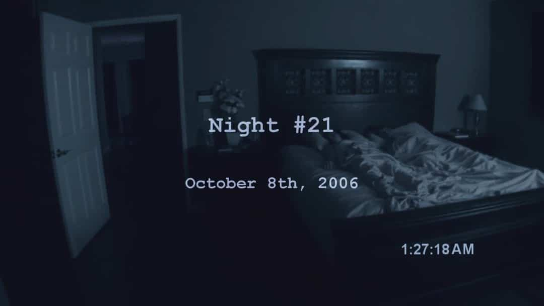paranormal activity 2007 review