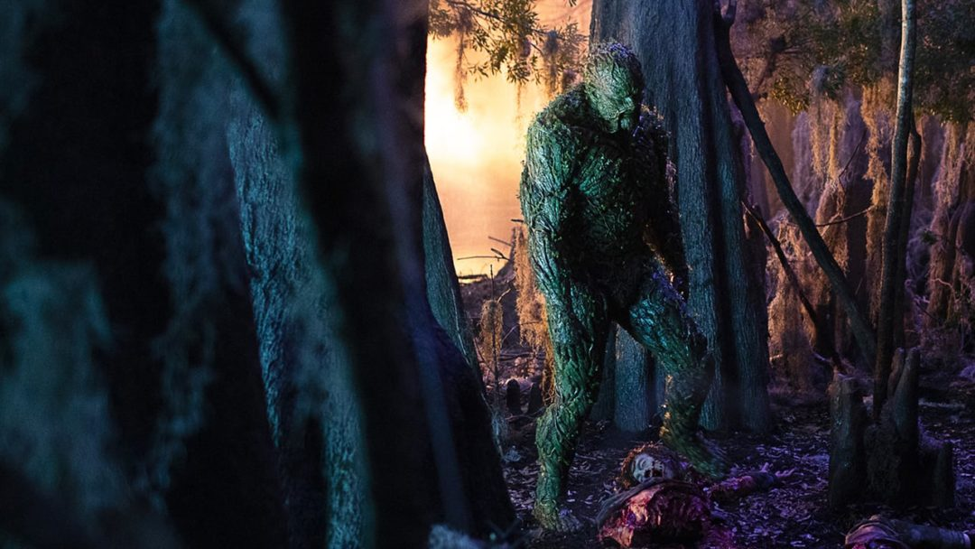 swamp thing episode 3