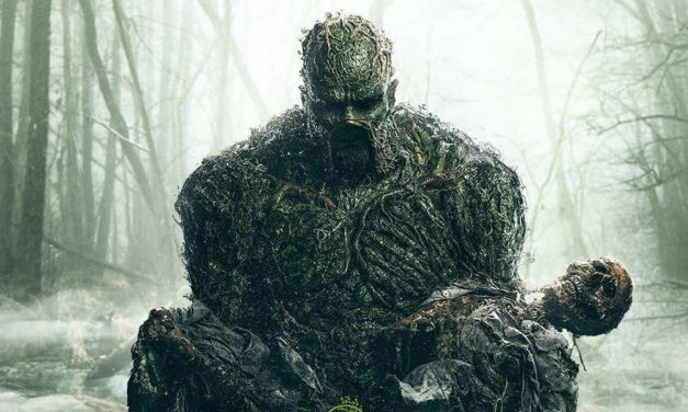 DC Universe Cancels SWAMP THING After Airing Only a Single Episode