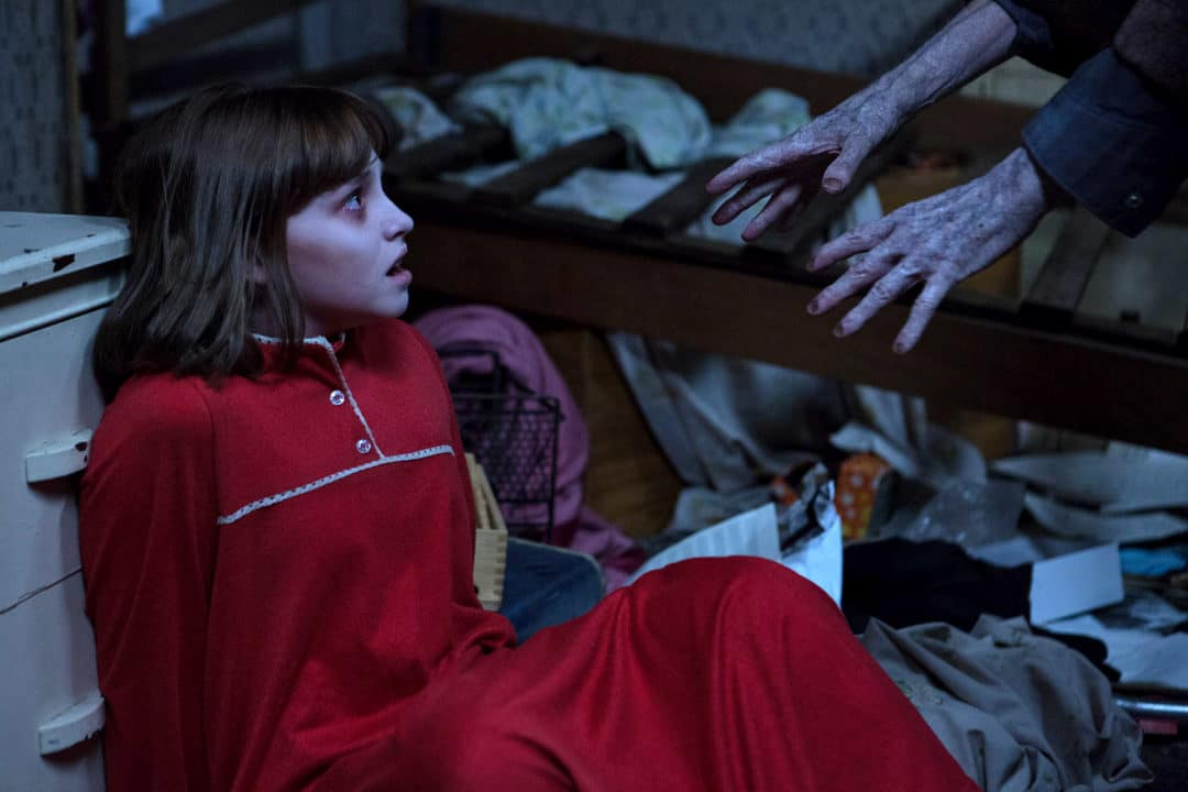 the conjuring 2 movie 2013