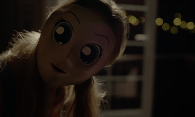 [Trailer] Passion Projects Turn Violent in Found Footage Home-Invasion Feature THEY'RE INSIDE