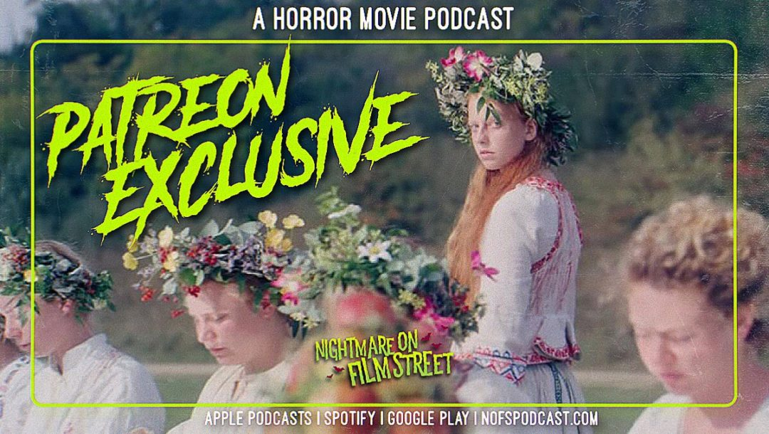 [Podcast] MIDSOMMAR – Drive Home from the Drive-In (Patreon Exclusive)