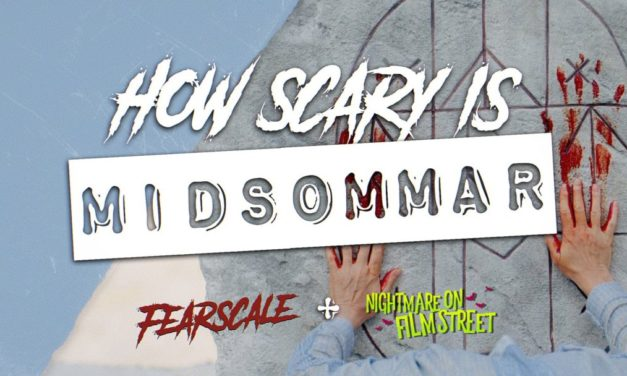 [FearScale] Just how Scary is MIDSOMMAR? Live Heart Rate Breakdown