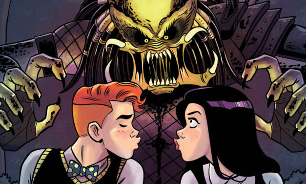 [Comic Review] It's Fun-Loving Teens and Aliens Who Rip Spleens in ARCHIE VS. PREDATOR II