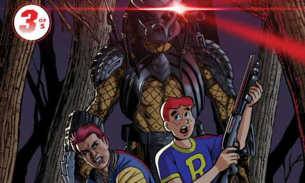[Exclusive Interview] Horror Comic Artist Robert Hack Talks ARCHIE VS. PREDATOR II & CHILLING ADVENTURES OF SABRINA