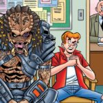 [Exclusive] ARCHIE VS. PREDATOR II Issue 3 Covers Feature Teen Drama, High School Sports, and The Galaxy's Deadliest Hunter