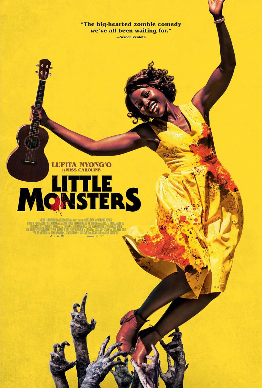 little monsters 2019 lupita nyongo