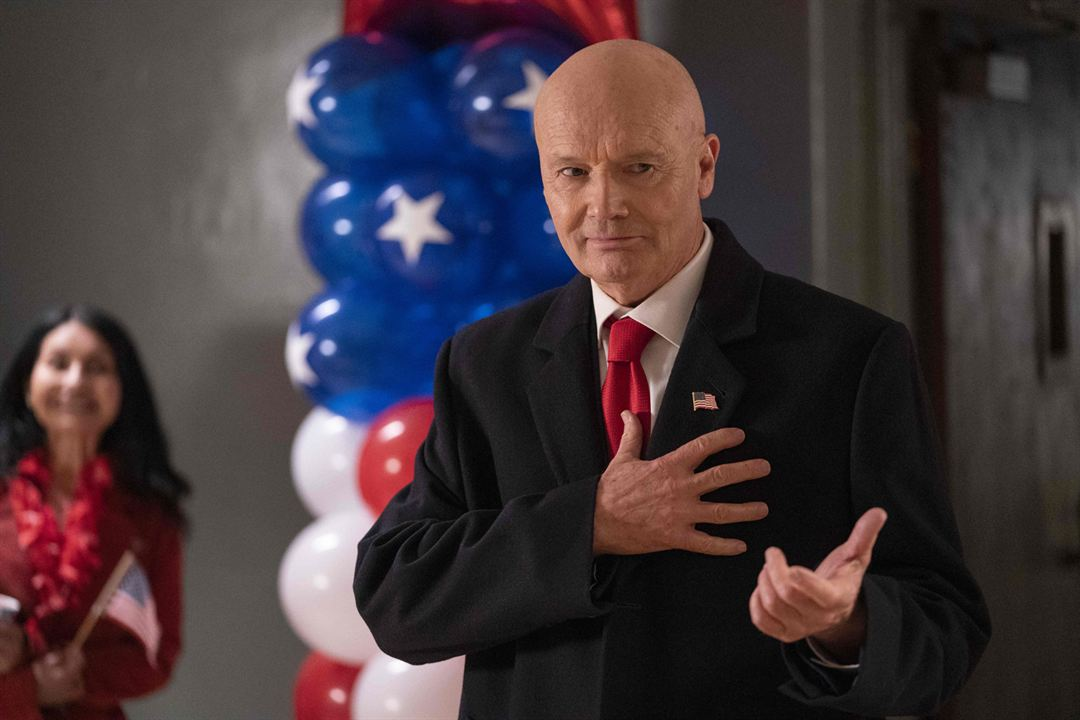 [Exclusive Interview] Actor Creed Bratton Talks Bad Guys, Practical Effects, And The Horrors Of Reality Around INTO THE DARK: CULTURE SHOCK