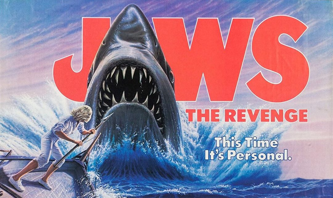 [Written in Blood] The Novelization of JAWS: THE REVENGE