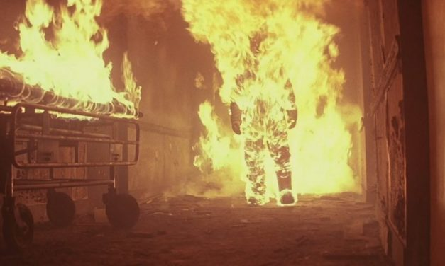 Burning Down The House: 10 of The Most Fantastic Final Act Fires in Horror