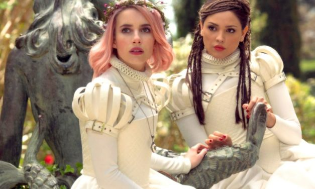 [Fantasia 2019 Review] Emma Roberts Fights Fantastical Flower Power in PARADISE HILLS